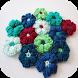 Crochet Flower Stitch by Babesos