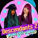 Ost. for Descendants 2 Song + Lyrics by Senandung Lagu Indah Pertiwi