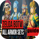 Guide Zelda Breath of the wild by Crealabs