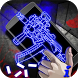 Simulator Neon Weapon by iApps And iGames