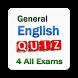 General English Quiz by yatin1