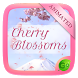 Cherry Blossoms GO Keyboard Animated Theme by GOMO Dev Team