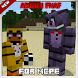 Addon 5 Nights at Fraddy's for Minecraft PE