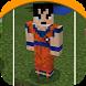 Saiyan Mod for Minecraft : PE by thai24magic