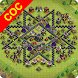 Maps of Clash Of Clans by Aries Software Studio