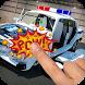 Car Crash Lada Vaz Police by Drift Car Prod