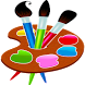 Painting and drawing for kids by Coloring Games