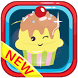 Cupcakes Link - Sweet Match 3 Puzzle 2018 by Momoke Studio