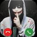 jeff the killer call prank ☠ by Bena Inc