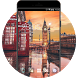Raining Street Theme: London City Wallpaper HD
