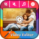 Video Editor for Video by Video Maker Apps