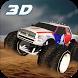4x4 Desert Safari Stunt Truck by Digital Toys Studio