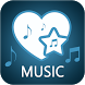 Romantic music ands love songs by Online music streaming apps