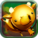 Space Aliens vs Farm Animals by 2ND MOUSE VENTURES INC