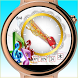 Music Watch Face by Revival japan