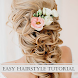 Easy Hairstyle Tutorials by Knanda
