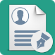Professional Resume Builder by greybits