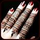 Dulhan Finger Mehndi Designs by Pixel Apps Developer