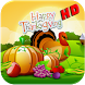 Thanksgiving Greeting Cards HD by vcsapps