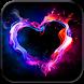 Love Hearts Live Wallpaper by Jango LWP Studio