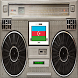 AZERBAIJAN RADIO STATION by Radio World Wilde Store