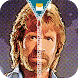 Chuck Norris Zipper Lock Screen by Heaven Berry