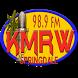KMRW 98.9 FM by larry muller