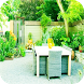 Home Garden Minimalist by mahbub212