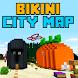 Map Bikini Bob for Minecraft by BestOFF