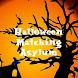 Halloween Matching Asylum by Kime Studios
