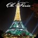 Torre Eiffel De París Fondo Animado by Delta Image Apps