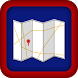 South Alabama Maps by Hegemony Software