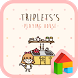 triplet dodol theme by iconnect for Phone themeshop