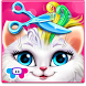 Crazy Cat Salon-Furry Makeover by TabTale