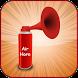 Air Horn - Siren Sounds by BN Infotech