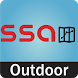 SSA Outdoor RF Signal Tracker by Coiler Corporation