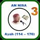Tafsir Sura an Nisa' (114-end) by KareemTKB