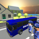 Police City Bus Driver