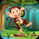 monkey Benji bananas 2 by HDWORKS