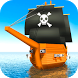 Cube Seas: Pirate Fight 3D by GamesArcade