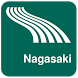 Nagasaki Map offline by iniCall.com