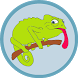 Pull My Chameleon by Neptun Digital - Play best tap jump run games!