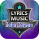 Sofia Carson Songs Lyrics 1.0 by androcoreapps