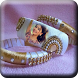 Bangle Photo Frame by Creative Photo Frame Development