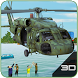 Army Helicopter Flood Relief by Real Games - Top 3D Games