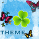 Butterfly Theme GO Launcher EX