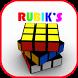 Tutorial For Rubik Cube by Dangdut StudioID