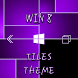 Win8 Purple Tiles XZ Theme by Arjun Arora