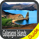 Galapagos Islands gps nautical charts by FLYTOMAP INC
