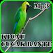 Kicau Cucak Rante Mp3 by iky94 studio